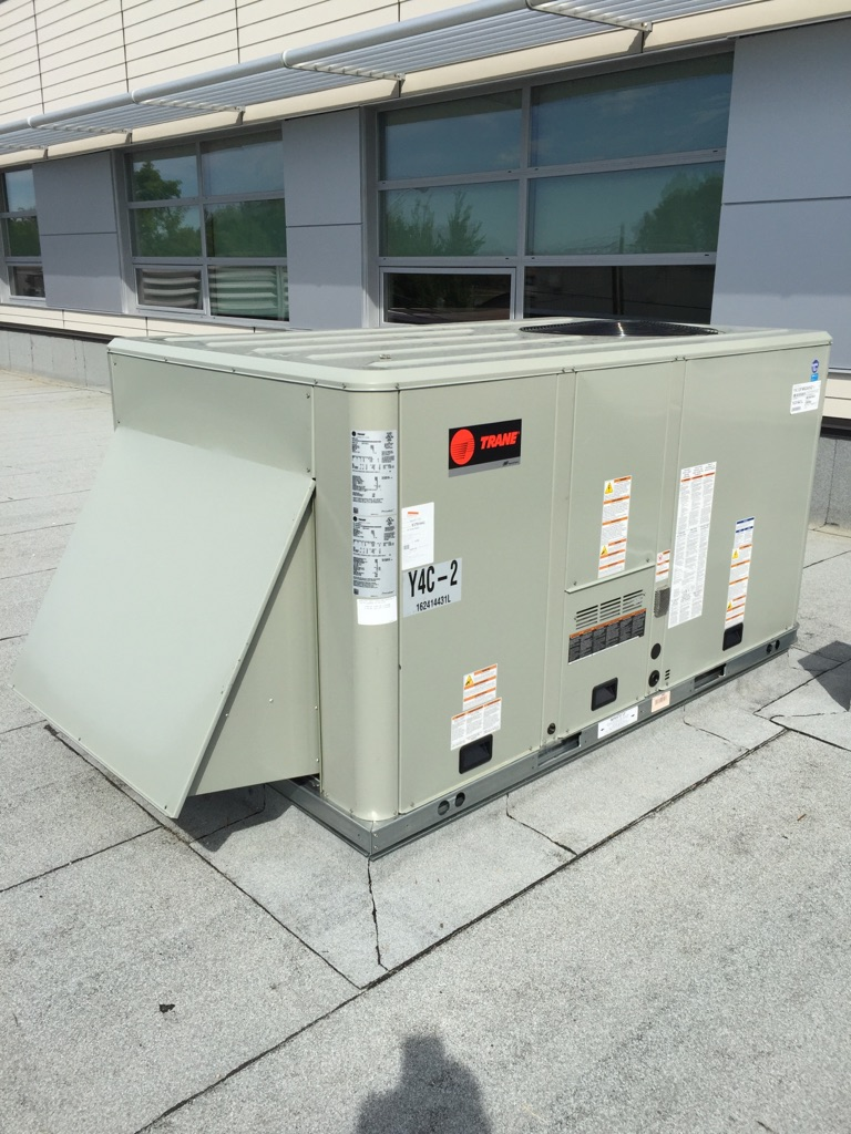 Trane Precedent Gas/Electric Packaged Rooftop